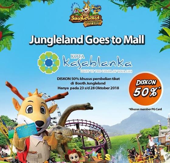 Promo Harga Tiket Jungleland Juni 2019 Terbaru9 Info