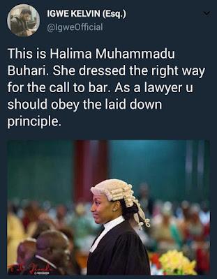 Throwback to when president Buhari