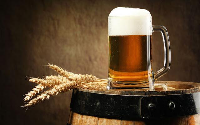 minum bir, trend, viral, kuliner, sosmed