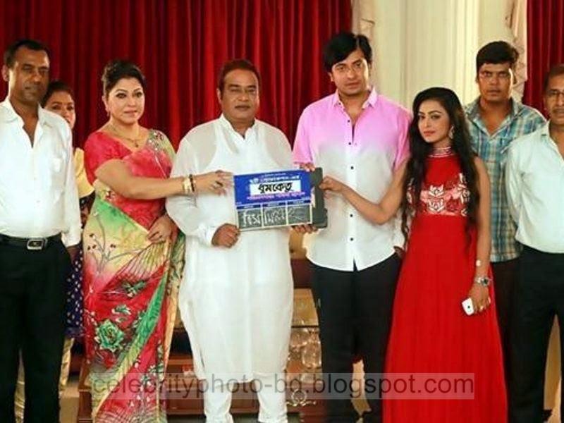 Pori Moni and Shakib Khan's Sexy Latest Hot Photos From Bangla Movie Dhumketu (2014)