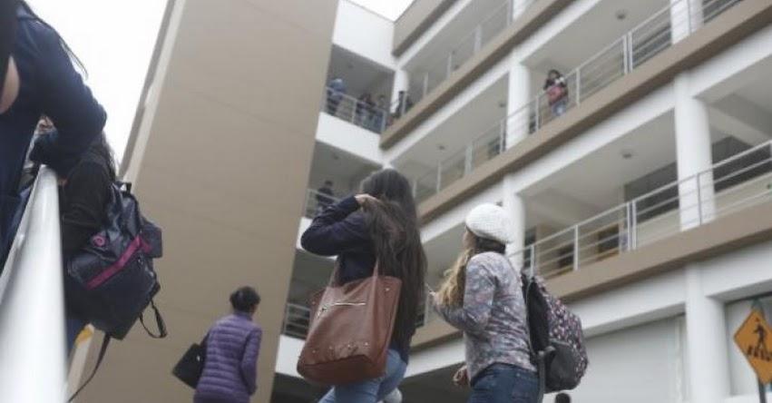 SUNEDU: UPIG podrá emitir grados y títulos hasta por un plazo máximo de dos años - www.sunedu.gob.pe