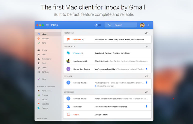 Boxy for Inbox by Gmail