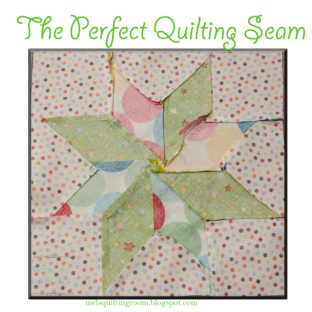 perfect quarter inch seam for quilting