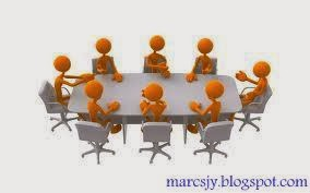 Meeting Cartoon Animation | APU APIIT Life Marc Soon