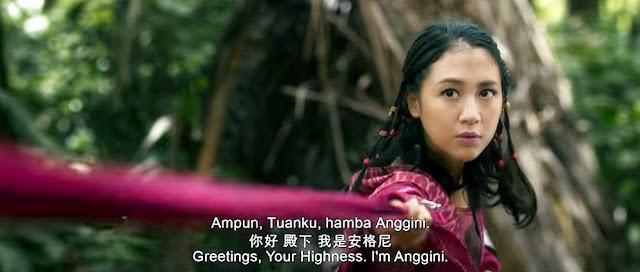 Sinopsis Film Wiro Sableng: Pendekar Kapak Maut Geni (2018)