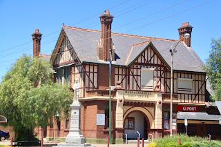 Warracknabeal Historic Buildings