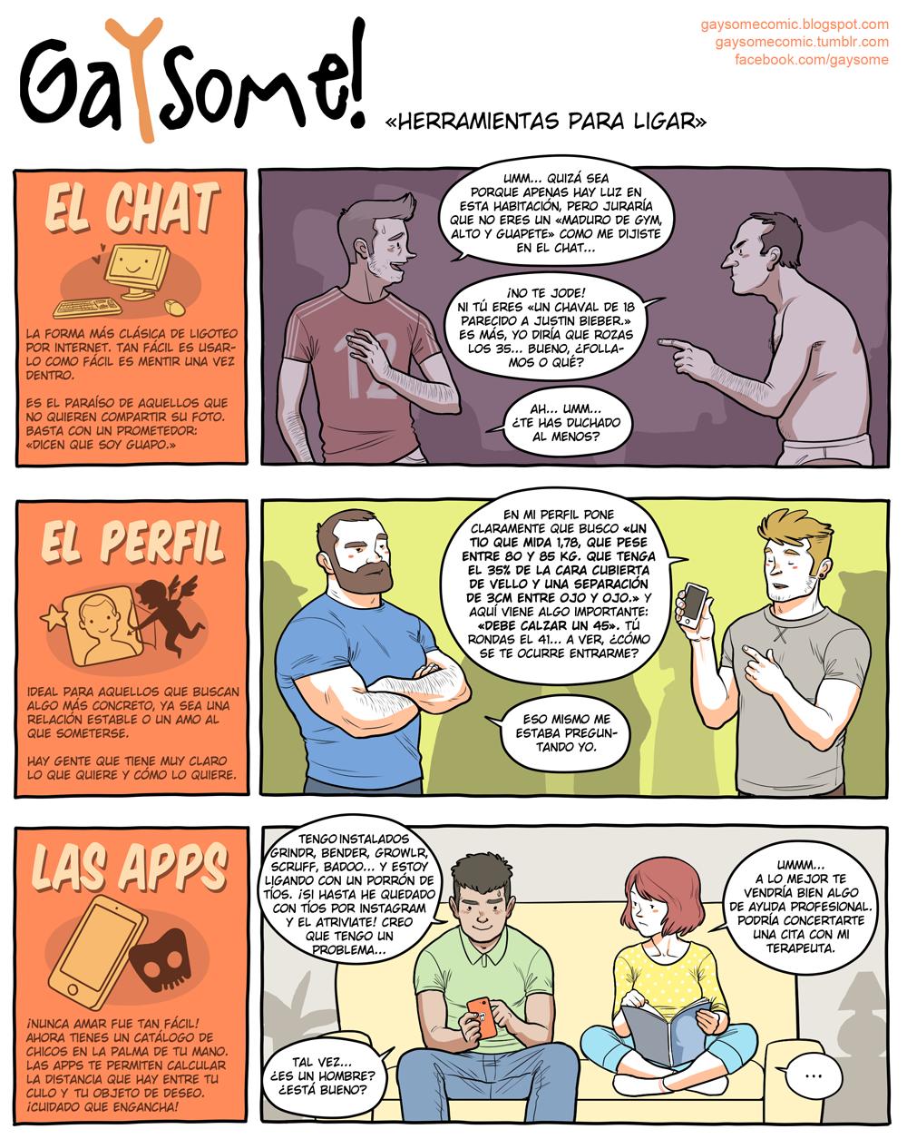 Anecdota Porno Gay gaysome! webcomic - humor gay en español.: felices fiestas