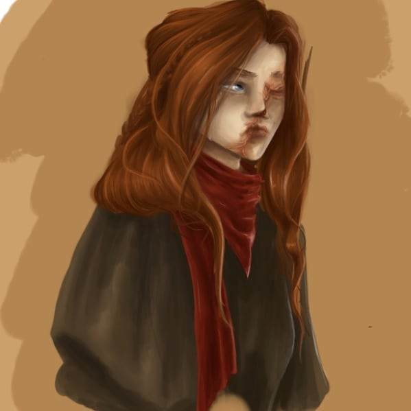 fan art of hester shaw