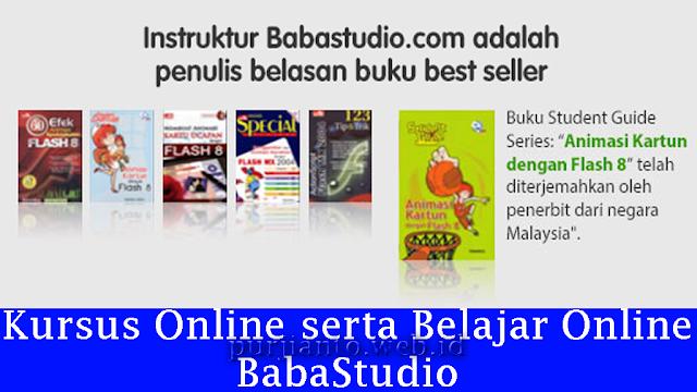 Kursus Online serta Belajar Online BabaStudio