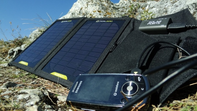 Nomad 7 Camping Solar Panel Review Or How To Charge Your