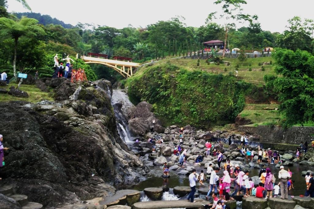 Ragam Pilihan Objek Wisata di Baturaden Purwokerto