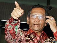 PDIP Anggap Pernyataan Mahfud MD Sebagai Kampanye Negatif
