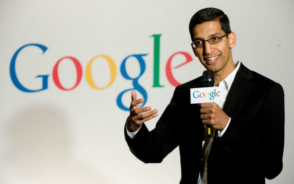 Google CEO:別讓恐懼打倒我們的信念