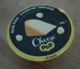 Cheese Pop - Gepuffter Käse