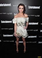 Maisie Williams - Entertainment Weekly'S Celebration The Screen Actors Guild Awards January 29, 2016