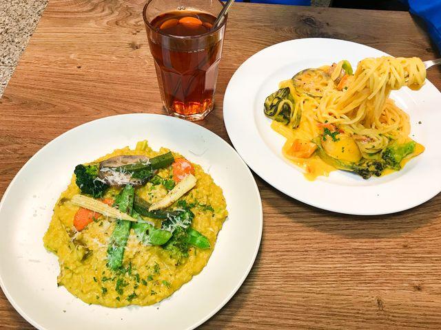 2H健康幸福。蔬果輕食坊~蘆洲巷弄素食義式餐廳