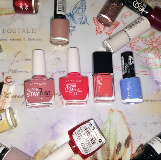 Spring Nail Polish Picks