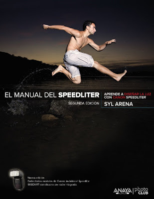 LIBRO - El manual de los flashes Speedlite  Aprende a diseñar la luz con Canon speedlite  Syl Arena (Anaya - 11 Febrero 2016)  FOTO & FOTOGRAFIA  Edición papel & digital ebook kindle  Comprar en Amazon España