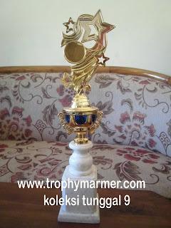 Harga Trophy piala marmer Koleksi 9 tunggal