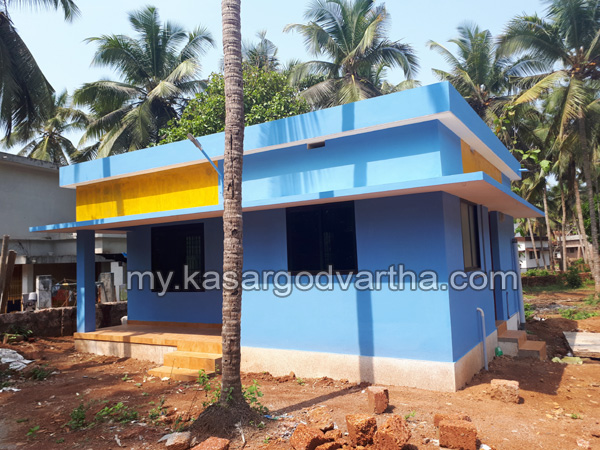 Kerala, News, Kasaragod, Eriyal, A.K Kunhali, Memorial Anganvady, Mogral Puthur, Grama Panchayath, Kulangara, Anganvadi Inauguration, A.K Kunhalikkutty memorial Anganvady inauguration on 21st.