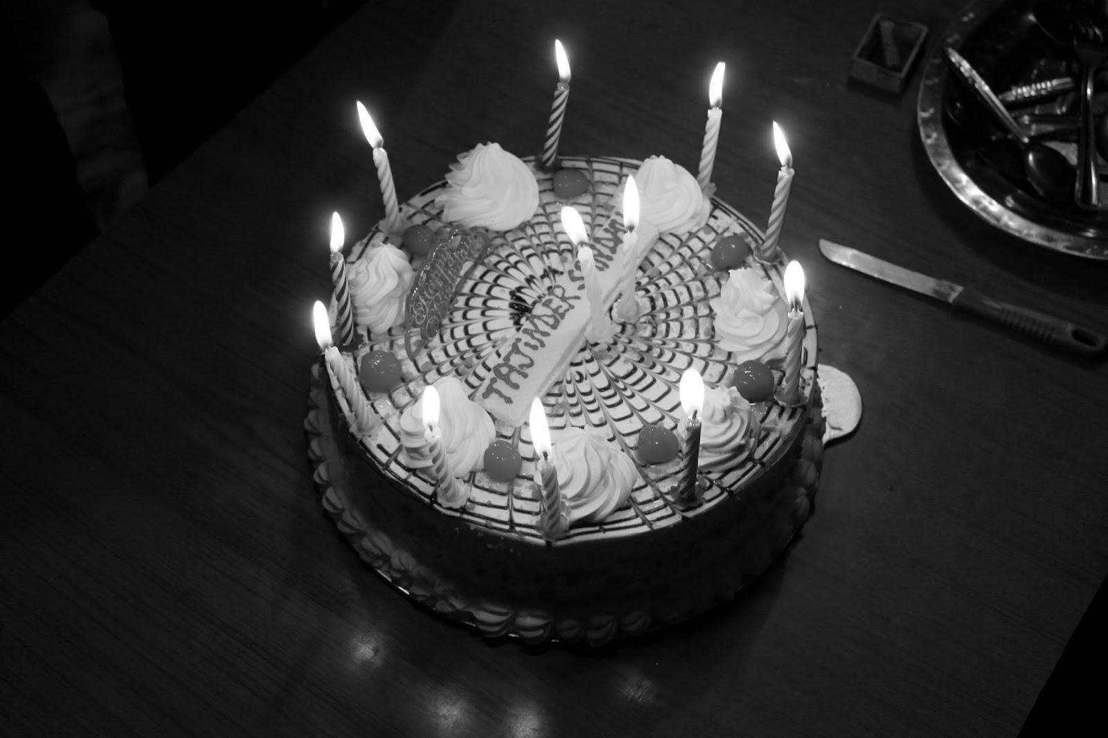 25 Before 25 Birthday Cake Celebration In India