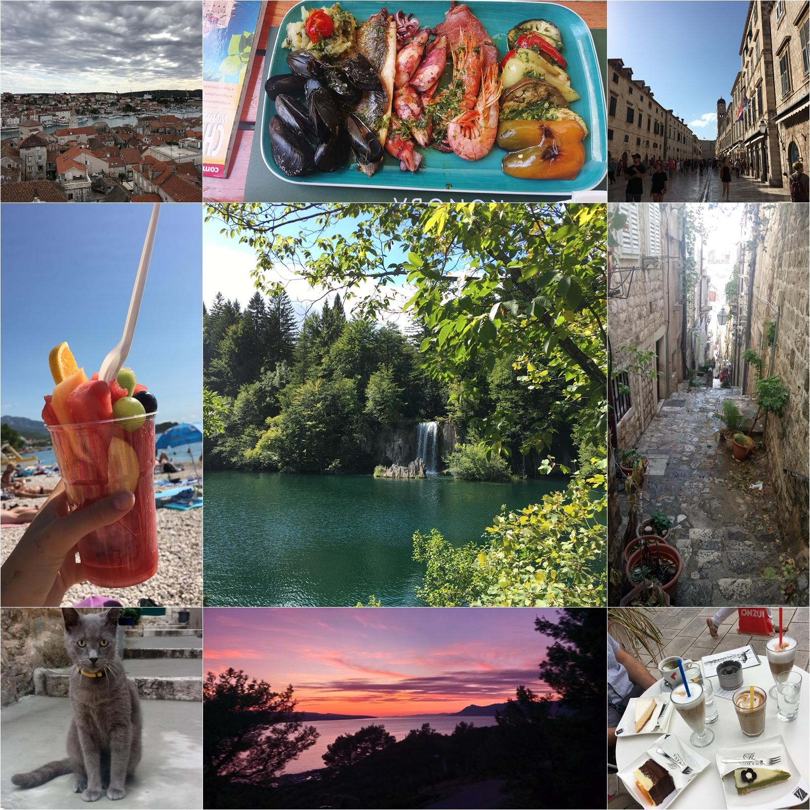 Chorwacja - ostatni wakacyjny wyjazd.