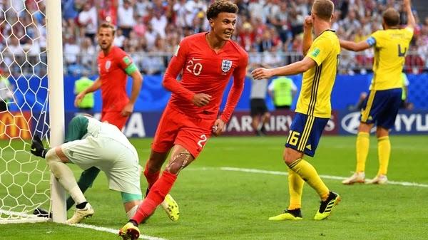 Inglaterra ganó y es semifinalista