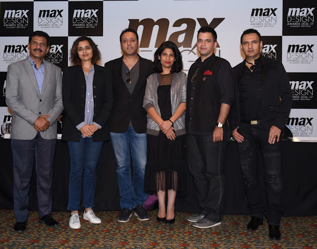 Max Design Awards 2016-17 - Jury Meet