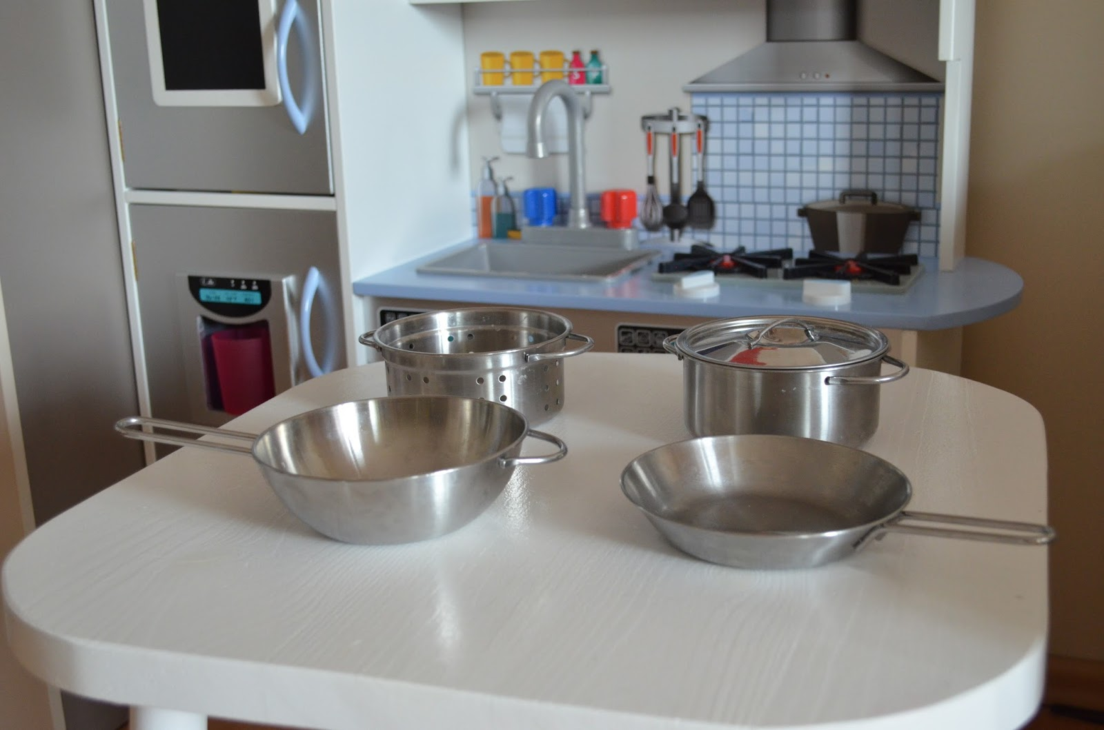 mamymalucha Drewniana Kuchnia dla Malucha -> Kuchnia Drewniana Chad Valley