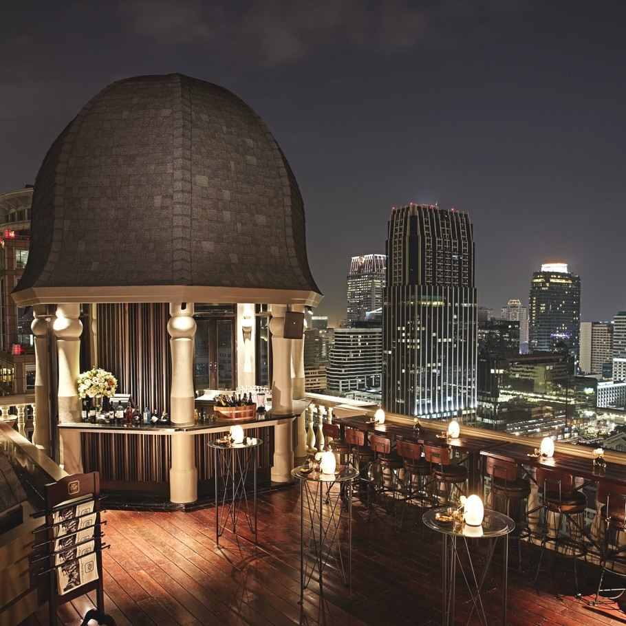 Passion for luxury hotel muse bangkok for Hotel bangkok