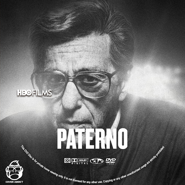 Paterno DVD Label