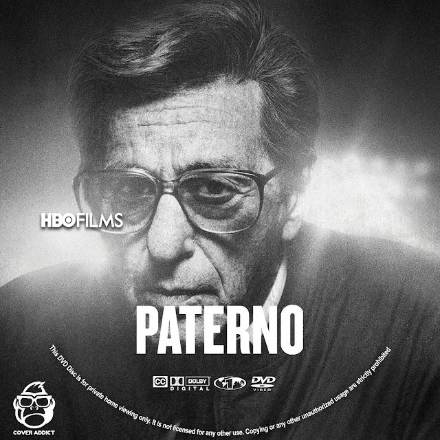 Paterno DVD Label