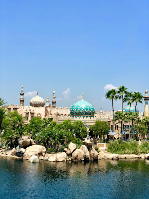 Arabian Coast, Tokyo DisneySea