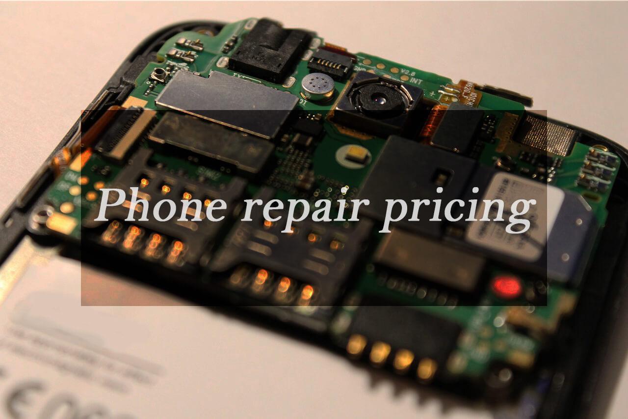 Harga perbaikan HP