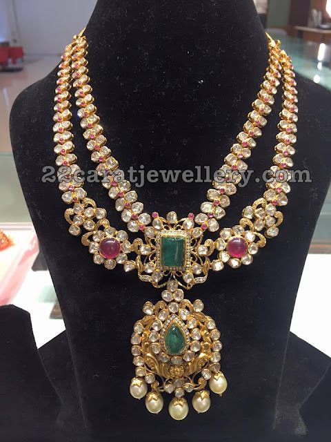 Pachi Necklace by H Vithaladas Jewellers
