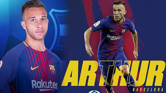 Arthur's Transfer To FC Barcelona All But Complete… For Now