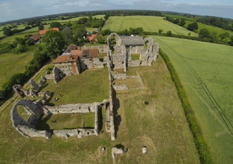 Ancient abbey dig set to resume at Leiston