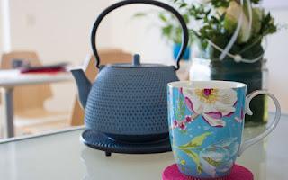 Tetera y té
