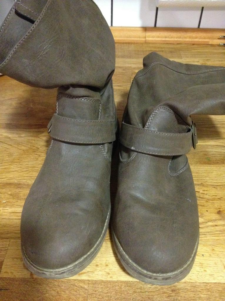 DIY botas boho chic