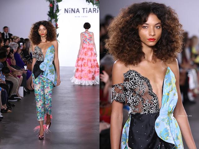 NYFW Nina Tiari