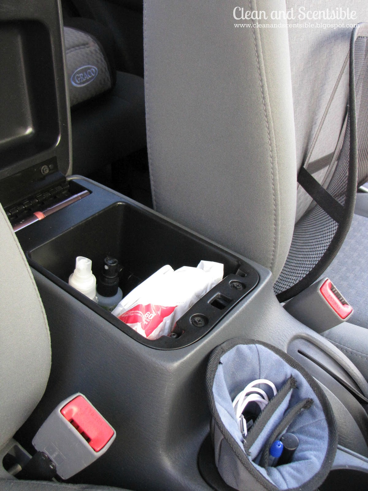How To Organize Your Car Clean And Scentsible