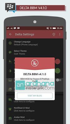 Delta BBM V4.1.0