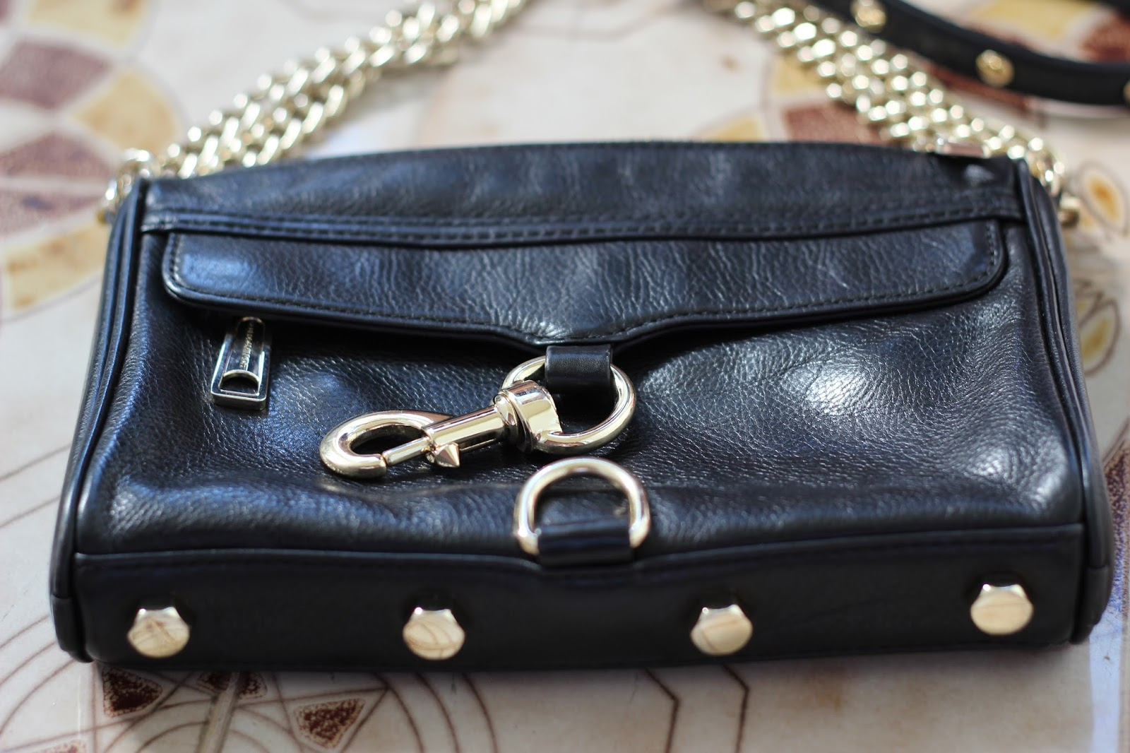 rebecca minkoff mini mac black review