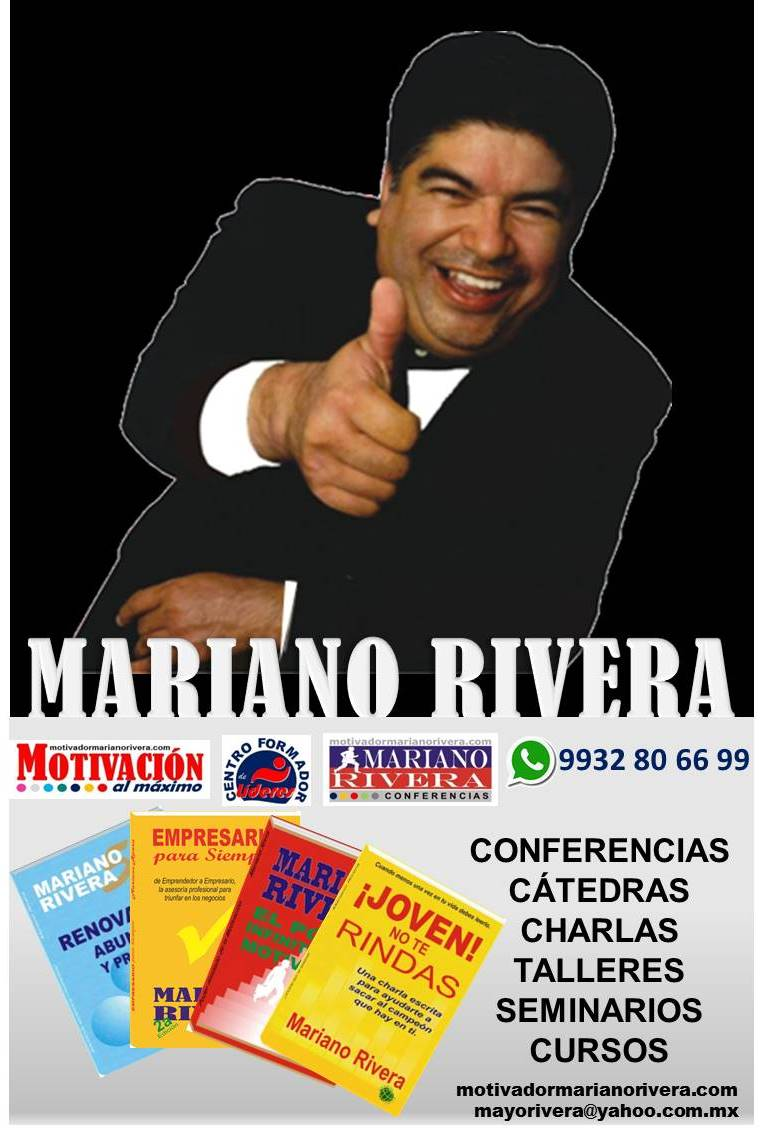 Mariano Rivera Motivador Mariano Rivera