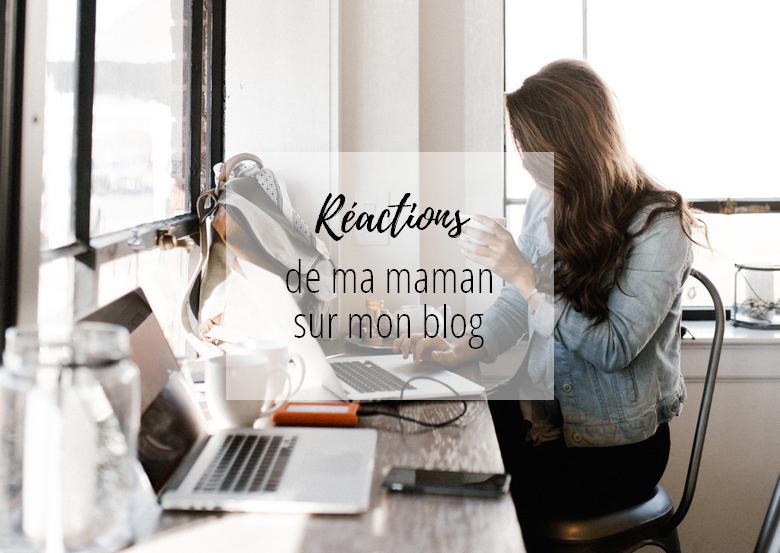 interview de ma maman sur mon blog