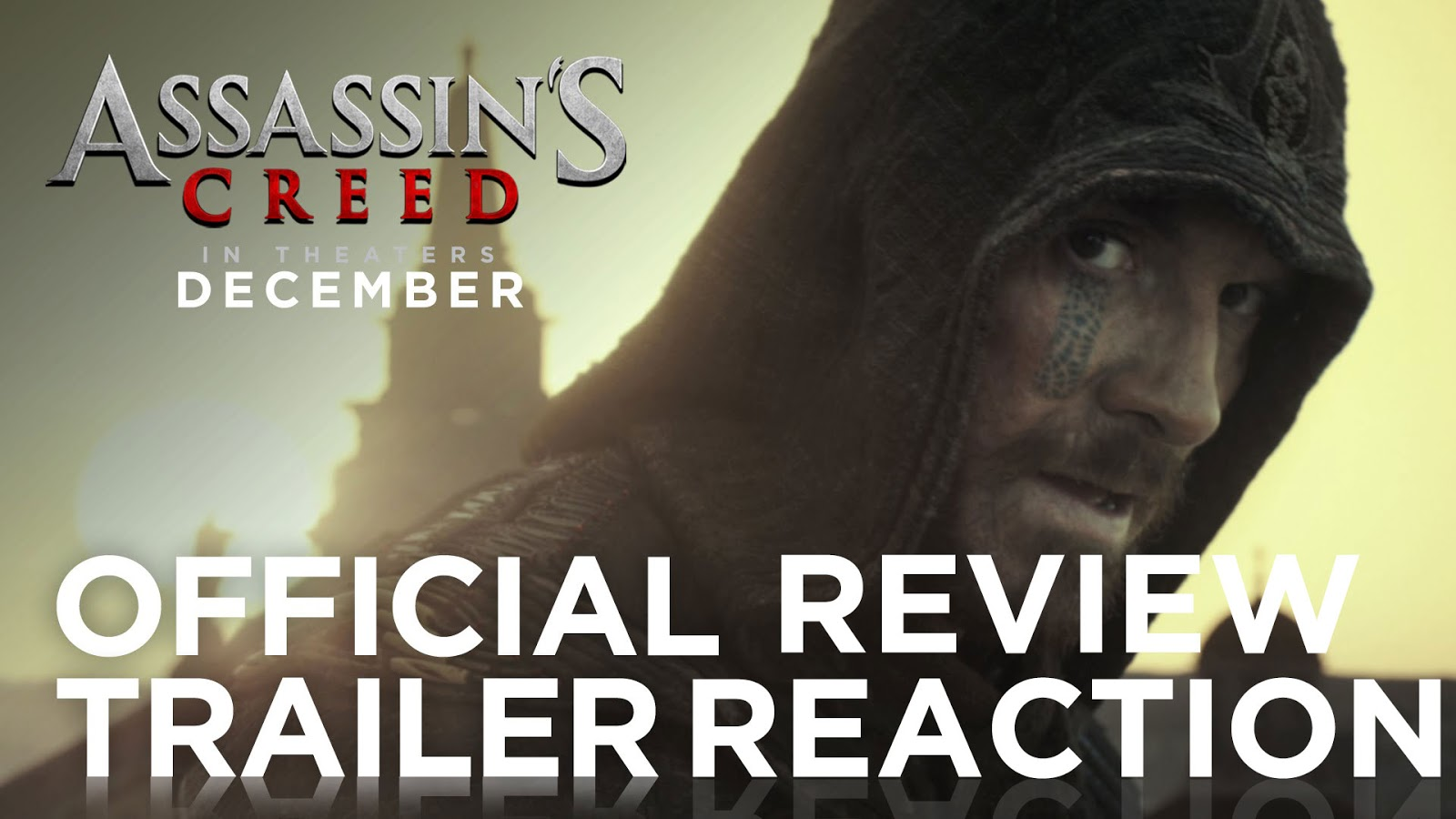 reaction to trailer for Assassin's Creed