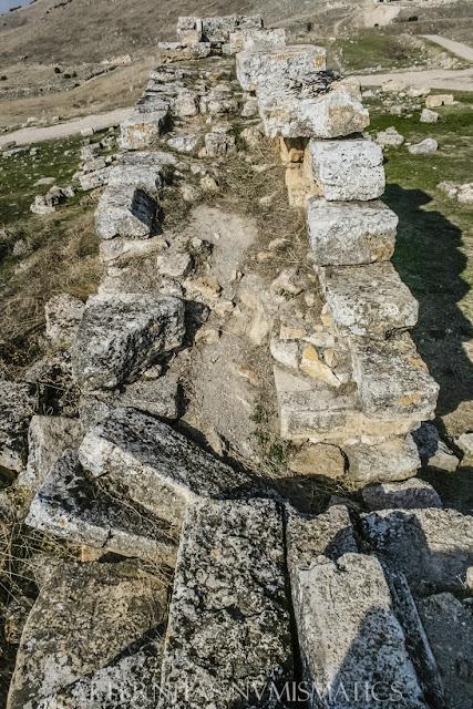 muralla de Hierápolis