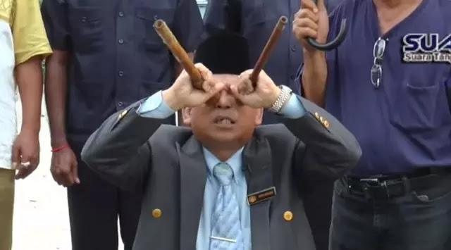 ritual unik dukun malaysia melindungi negaranya dari serangan nuklir korea utara