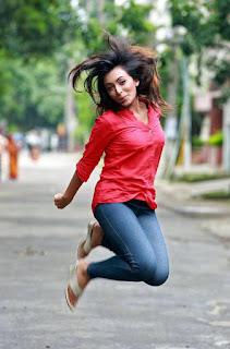 Sanjida Tanmoy Bangladeshi Actress Bold