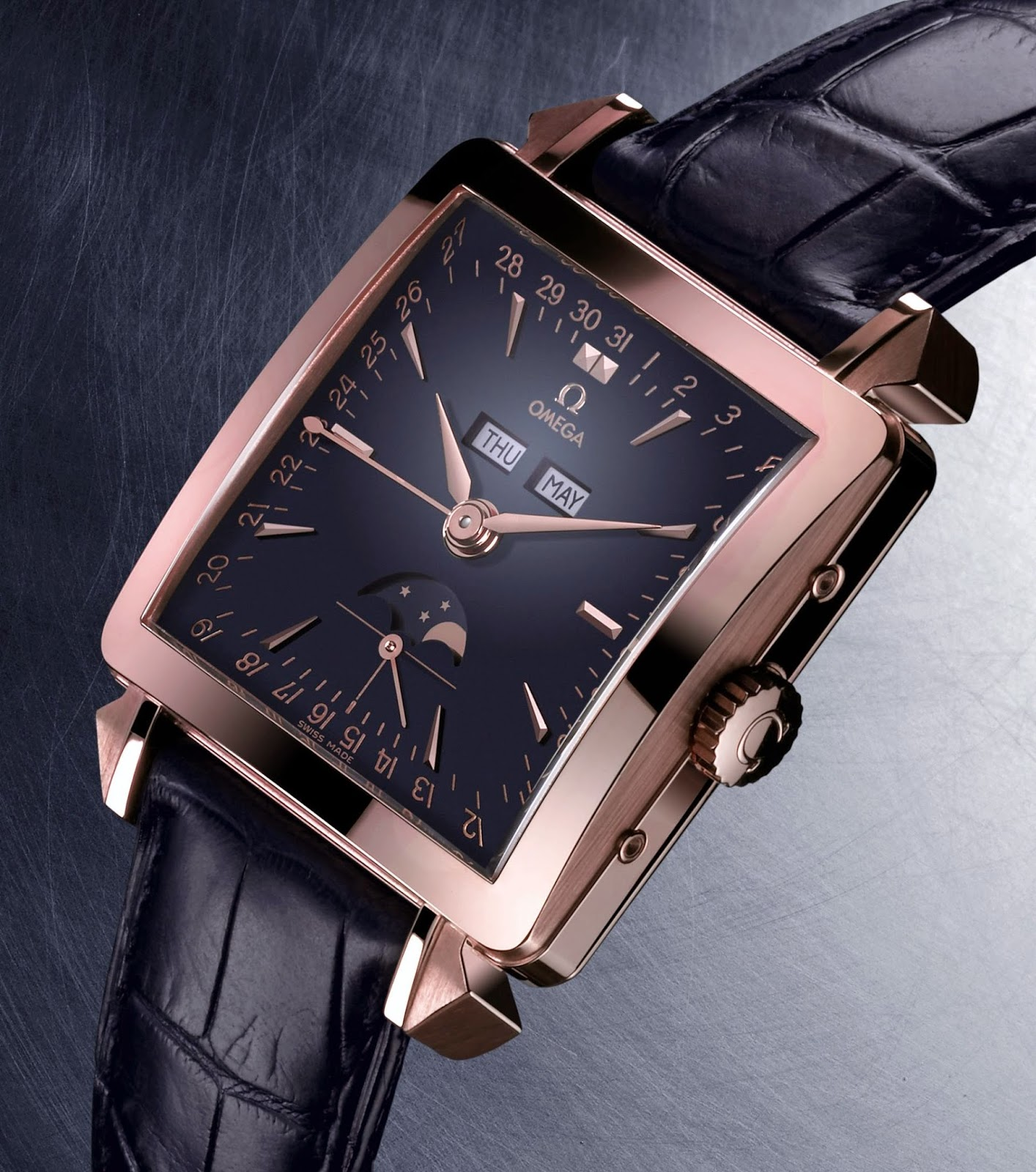 OMEGA Museum Collection 2002